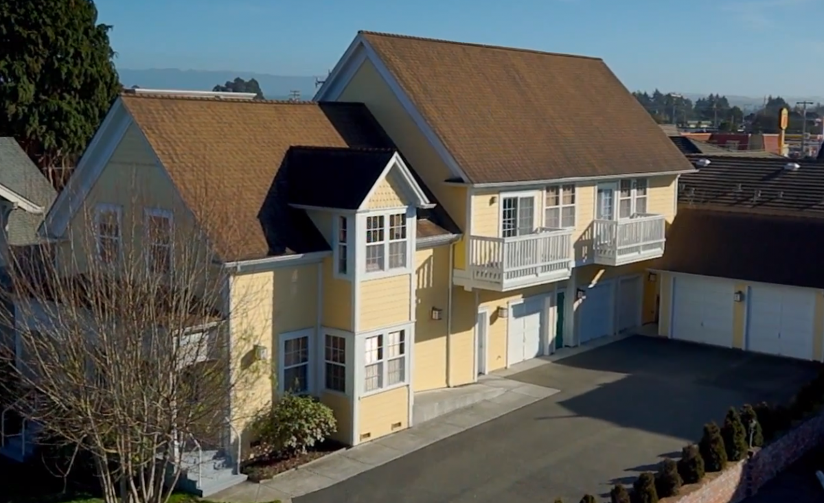 extended stay temporary housing located in Eureka Ca
